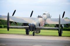 Lancaster Bomber Just Jane Stock Image