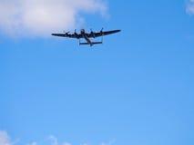 Lancaster bombowiec Zdjęcia Royalty Free