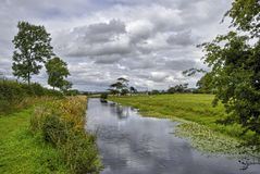 Lancaster Canal Royalty Free Stock Images