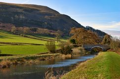 Lancaster Canal Stock Image