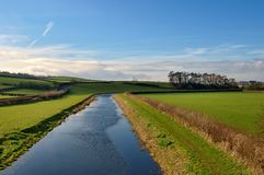 Lancaster Canal Stock Photo