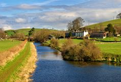 Lancaster Canal Stock Images