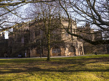 Lancaster Castle And The Former Prison In England Is In The Centre Of The City Stock Photos