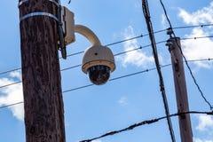Lancaster för bevakningkamera PA arkivfoto