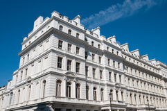 Lancaster gate building Royalty Free Stock Photo