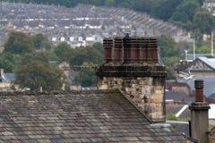 Lancaster, noordelijke stad stock fotografie