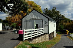 Lancaster, PA: Amish Farm and House Museum Royalty Free Stock Image