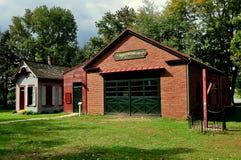 Lancaster, PA: Landis Museum Buildings Royalty Free Stock Photos
