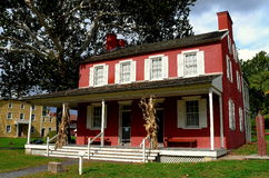 Lancaster, PA: Landis Valley House Hotel Royalty Free Stock Photo