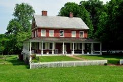 Lancaster, PA: Rockowa Ford plantacja obraz royalty free