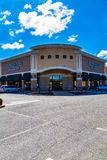Barnes & Noble. Lancaster, PA, USA - March 5, 2018: Barnes & Noble is a large bookseller with over 630 retail stores in all 50 U.S. states royalty free stock photos