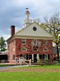 Lancaster, PA: Visitor Center at Landis Museum Royalty Free Stock Images