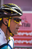 Lance Armstrong at the 100° Giro d'Italia Stock Images