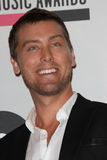 Lance Bass Royalty Free Stock Image