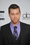 Lance Bass. Arriving at the 2011 American Music Awards at the Nokia Theatre, L.A. Live in downtown Los Angeles. November 20, 2011  Los Angeles, CA Picture: Paul Stock Photography