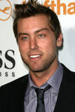 Lance Bass Stock Photo