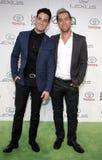 Lance Bass and Michael Turchin Stock Image