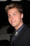 Lance Bass,NSYNC Royalty Free Stock Photos