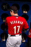 Lance Berkman Houston Astros Stock Photography