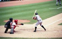 Lance Berkman, Houston Astros. Houston Astros OF Lance Berkman.   Image taken from color slide Royalty Free Stock Image