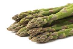 Lance dell'asparago Immagine Stock