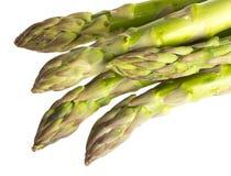 Lance fresche dell'asparago Immagini Stock Libere da Diritti