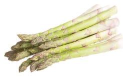 Lance fresche dell'asparago Immagine Stock