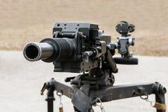 Lance-grenades automatique Images stock