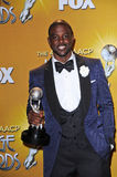 Lance Gross. At the 41st NAACP Image Awards - Press Room, Shrine Auditorium, Los Angeles, CA. 02-26-2010 Stock Photo