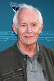 Lance Henriksen arrives at the Disney XD's  Royalty Free Stock Image
