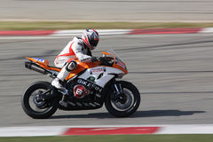 Lance Isaacs Kyalami 2010 Photos stock