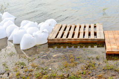 Lance la cría de pescados Foto de archivo libre de regalías