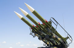 Lance-missiles russe Image stock