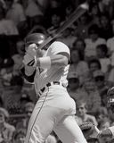 Lance Parrish Detroit Tigers royaltyfria bilder