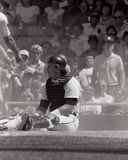 Lance Parrish, Detroit Tigers Imagem de Stock Royalty Free