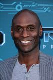 Lance Reddick at Disney XD's  Stock Photo