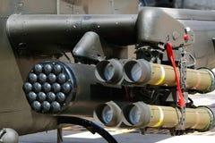 Lance-roquettes de missile et Image stock