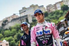 Lance STROLL, Racing Point, Monaco 2019