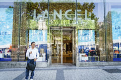 Lancel fashion store Stock Photo