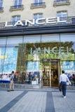 Lancel mody sklep Zdjęcie Stock