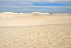 Lancelin Dunes Royalty Free Stock Photography