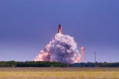 Lancement d'Atlantis-STS-135 image stock