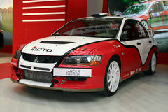 Lancer Evolution Stock Photos