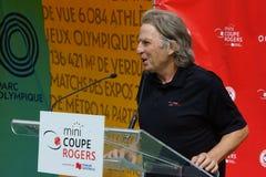 Lanceringsgebeurtenis van Mini Coupe Rogers 2015 Royalty-vrije Stock Afbeelding