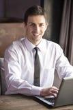 Lanch d'affaires Photo stock