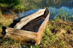 Lancha, μικρή βάρκα. Στοκ Εικόνα