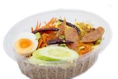 Lancheira tailandesa fotos de stock