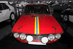 Lancia η του δέλτα Fulvia Στοκ εικόνα με δικαίωμα ελεύθερης χρήσης