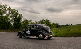 LANCIA                           Aprilia Berlina 1500                                               1949 Stock Photography