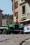 Lancia Augusta bei Mille Miglia 2016 Stockbild